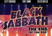 Black Sabbath - The end of the end (V. Británie)  Bio Senior