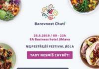 Festival jídla Barevnost chutí