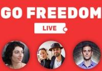 Go Freedom LIVE Prague