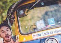 Tuktukem z Thajska až na Moravu s Tomíkem na Cestách / BRNO