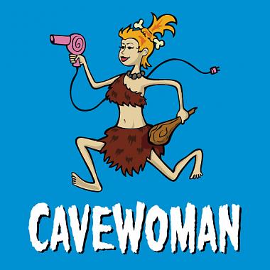 Cavewoman - Přeloženo