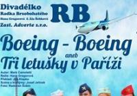Boeing-Boeing aneb Tři letušky v...