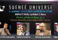 2. konference Sueneé Universe