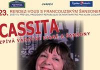 Cassita zpívá vánoční písně a šansony