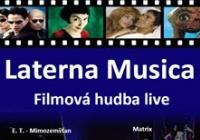 Laterna Musica - Filmová hudba live