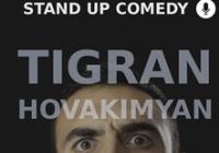 Tigran Hovakimyan - Povoláním cizinec (Stand Up Comedy)