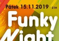 Funky Night podzim 2019