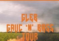 Gleb Poprvé v Karviné / Gauč´n´Bass Tour