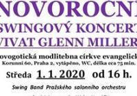Novoroční swingový koncert Vivat Glenn Miller!