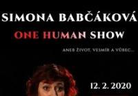 Simona Babčáková - One Human Show