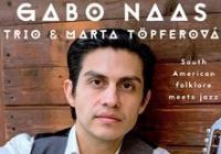 Gabo Naas Trio  Marta Töpferová