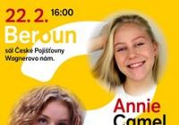 Koncert Naty Hrychová, Annie Camel a Adéla Zouharová