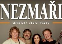 Nezmaři - koncert a křest velkého zpěvníku skupiny Nezmaři