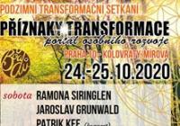 Podzimní transformační setkání Praha