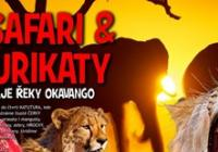 Kateřina a Miloš Motani: Velké safari a malé surikaty