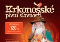 Krkonošské pivní slavnosti Jilemnice
