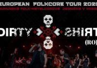 Dirty Shirt / European Letcho FolkCore Tour