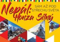 Honza Silný - Nepál: Sám až pod střechu světa (Praha)