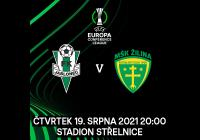FK Jablonec vs. MŠK Žilina UEFA Europa conference league, Play off