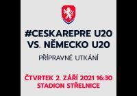 Česká republika U20 vs. Německo U20