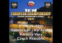 ICN Mistrovství Evropy v naturální kulturistice a fitness Muži, ženy a děti
