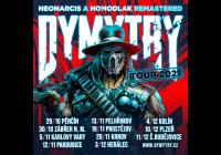 Dymytry Neonarcis a Homodlak remastered tour