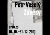 Petr Veselý Závěsy Výstava