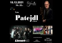 Vánoční turné Vašo Patejdl Vystoupení skupiny Limetall Dětský pěvecký sbor HDPS