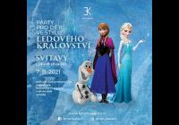 Párty pro děti Ve stylu ledového království