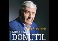 Na kus řeči s Miroslavem Donutilem