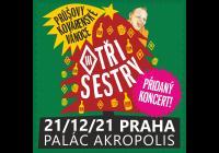 Tři sestry Průšovy kovárenské Vánoce + Host