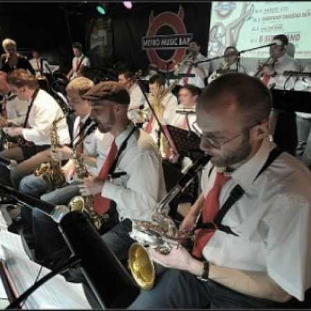 80. výročí Alfa pasáže: Vojtěch Dyk & B-Side Band