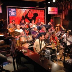 Pražský Big Band Milana Svobody