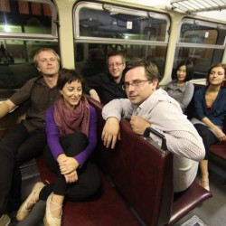 Cluster Ensemble: Philip Glass