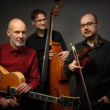 Paul Novotny Trio