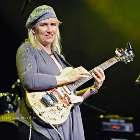 Jennifer Batten – kytarový workshop