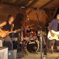Rock party Brno