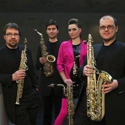Brass 6 & Bohemia Saxophone Quartet