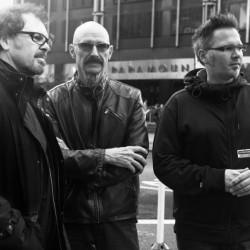 Stick Men ft. Tony Levin + Pat Mastelotto & Markus Reuter