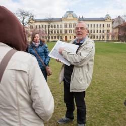 Sousedská procházka: Petrohrad z příběhů