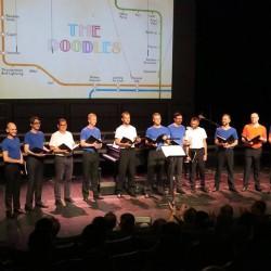 Zpěvem proti AIDS – Charitativní koncert pro Dům světla