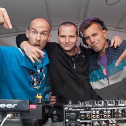 Tramix: DJs Dave + Duff + Tamagotchi (Substance D)