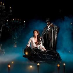 The Phantom Of The Opera + Milonga