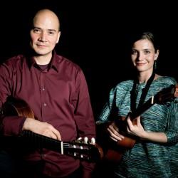 Marta Töpferová & Ernesto Chuecos: Venezuelské písně