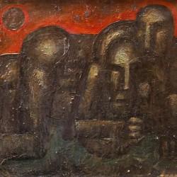 Šedesátá léta - Obrazy, sochy a grafika