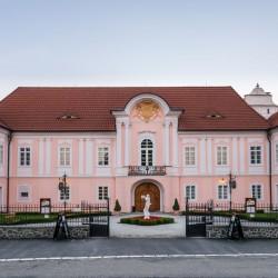 Barokní slavnost: Zámek Hrádek u Sušice