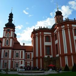 Barokní slavnost: Mariánská Týnice