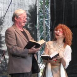 Křeslo pro hosta: Jiří Lábus a Jaroslava Kretschmerová
