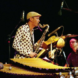 Aly Keïta & Lucas Niggli & Jan Galega Brönnimann