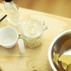 Výroba domácí kosmetiky s Liškou Mazanou